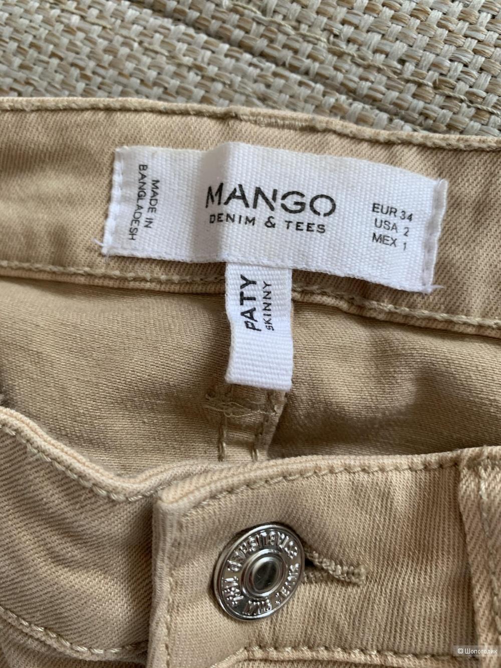 Джинсы Mango, 34 размер