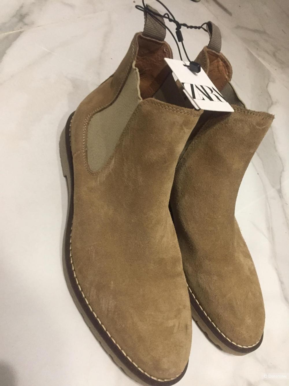 Zara ботинки-челси, размер 39
