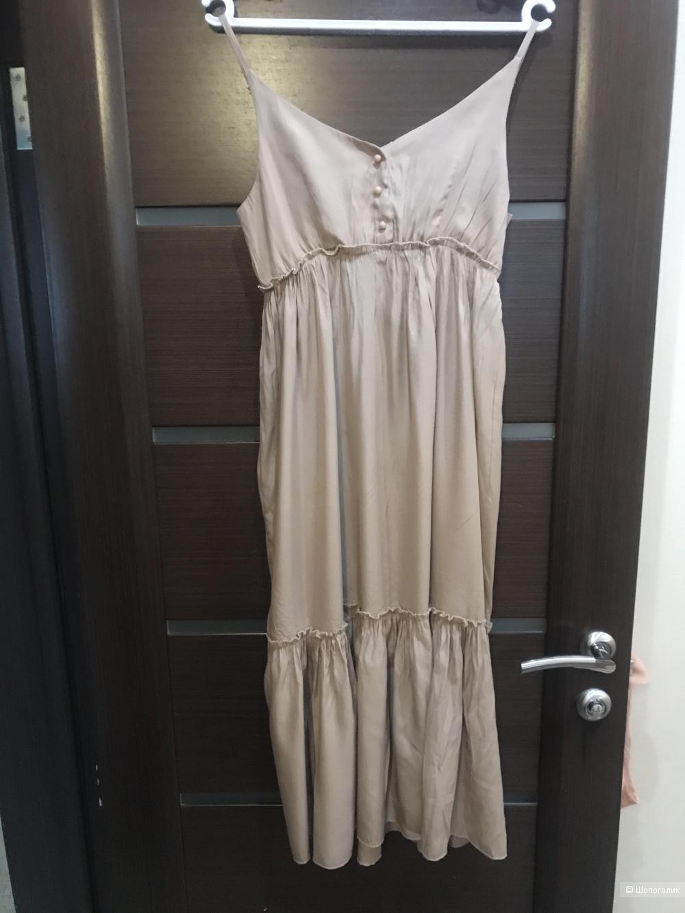 Платье-сарафан, размер S, no name