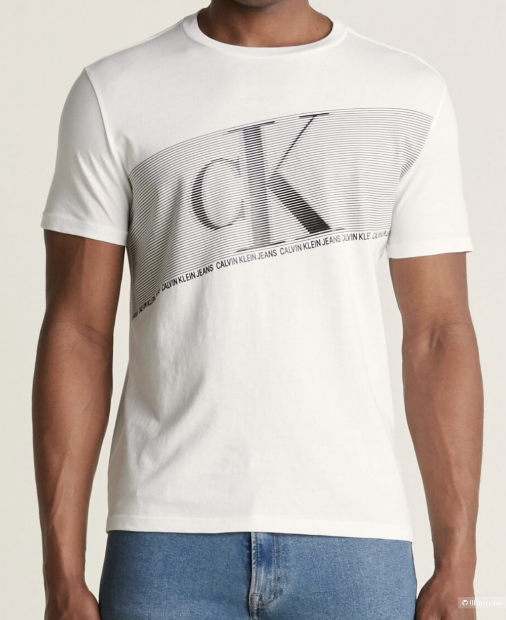Футболка Calvin Klein размер 50-52, US M