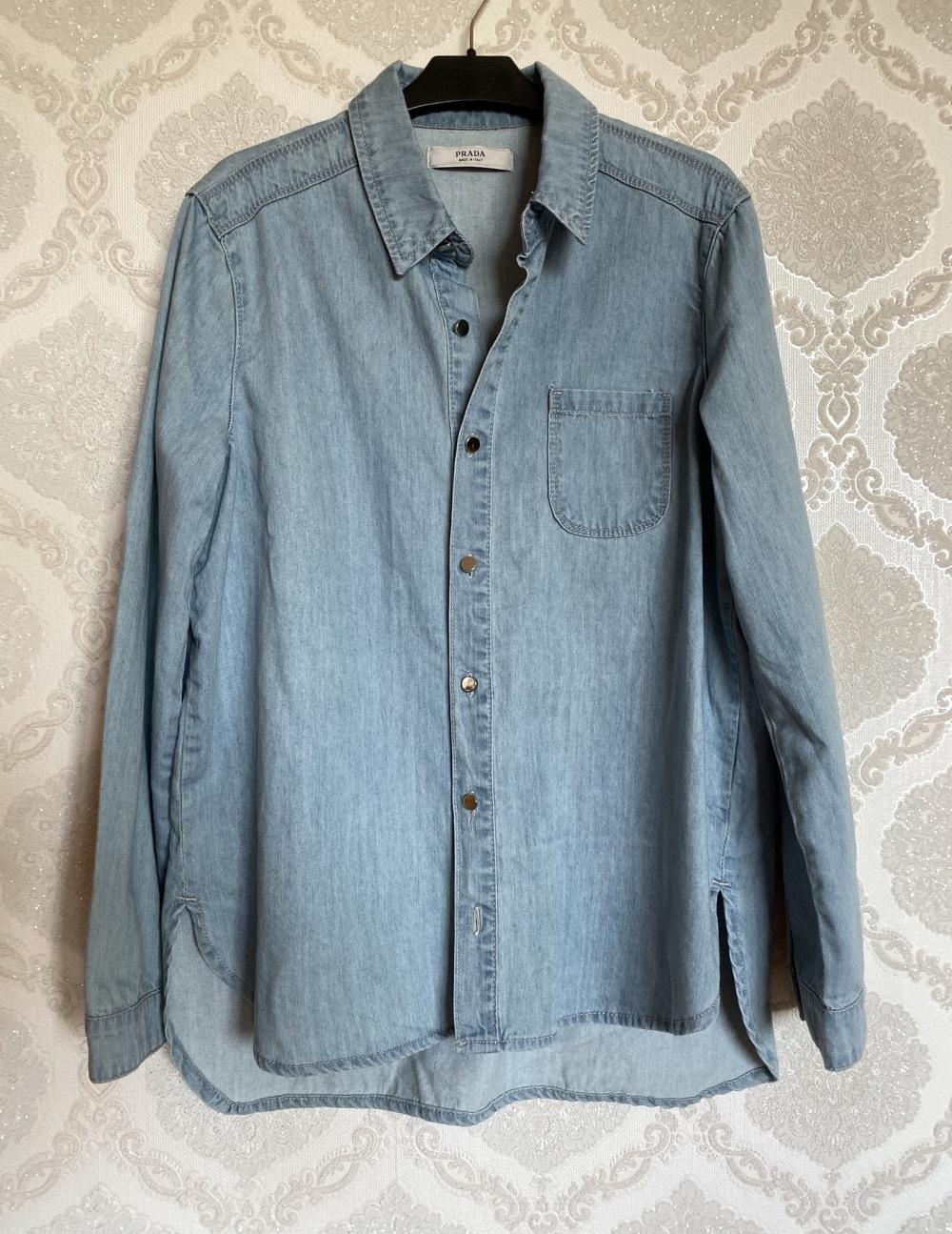 Рубашка Prada размер 46-48