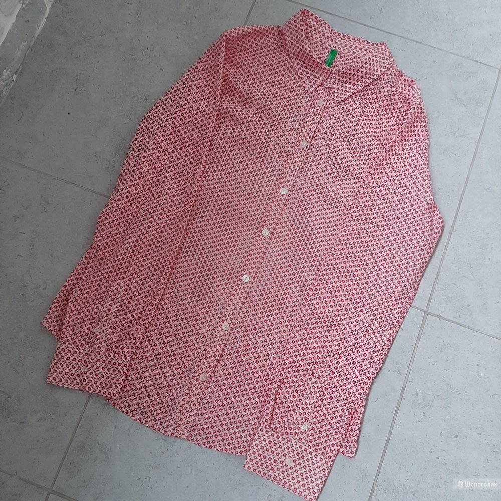 Женская рубашка United Colors of Benetton, размер S