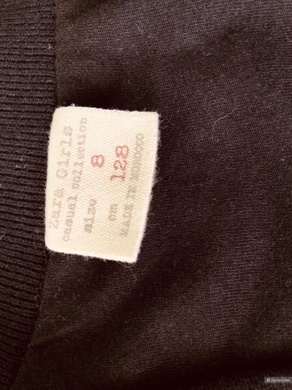 Бомбер Zara, р128- 8лет