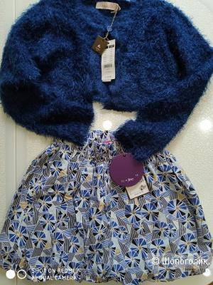 Комплект юбка jbc болеро IANA  размер 6/7 лет