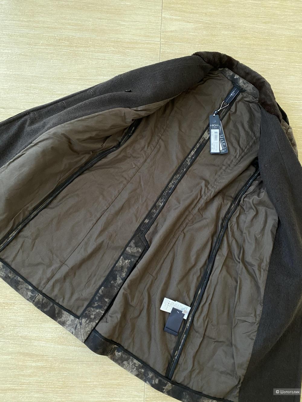 Пальто High use размер 46