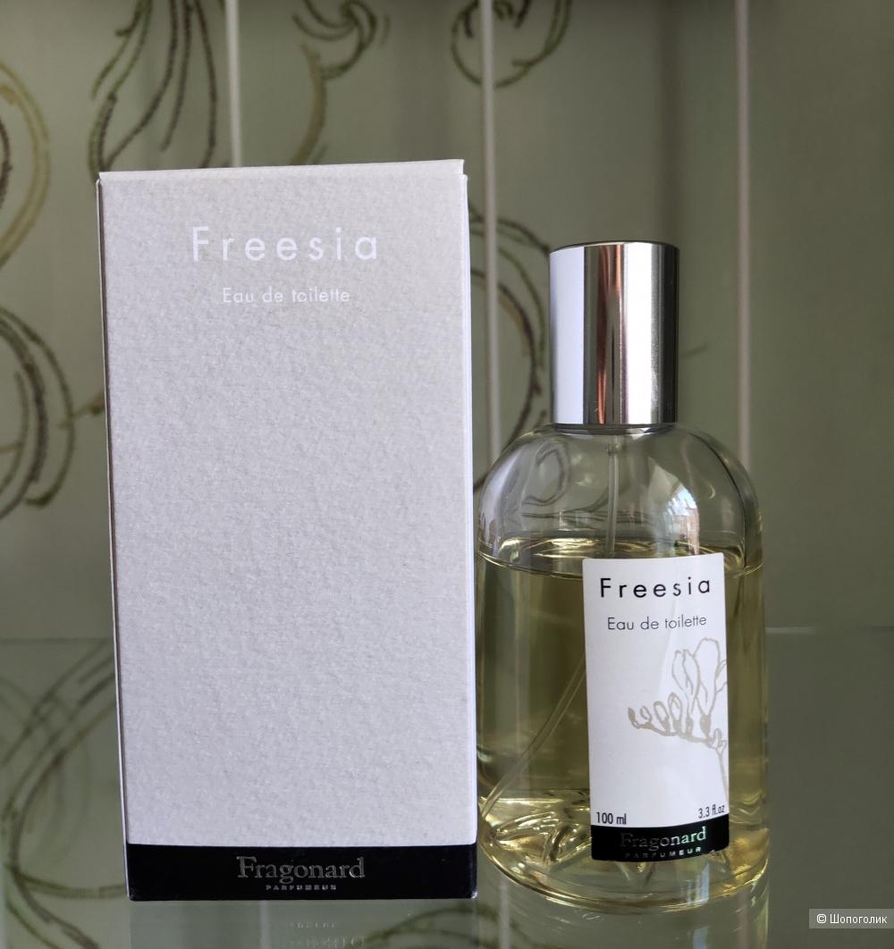 Fragonard Freesia туалетная вода 80/100 мл