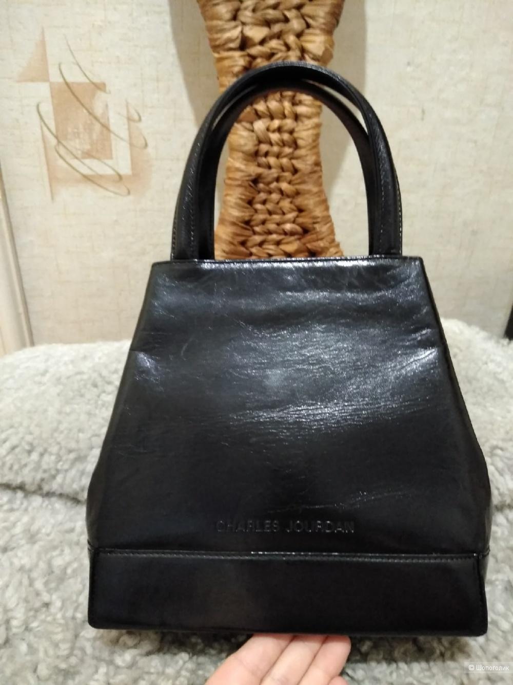 Сумка из натуральной кожи Charles Jourdan Handbags.