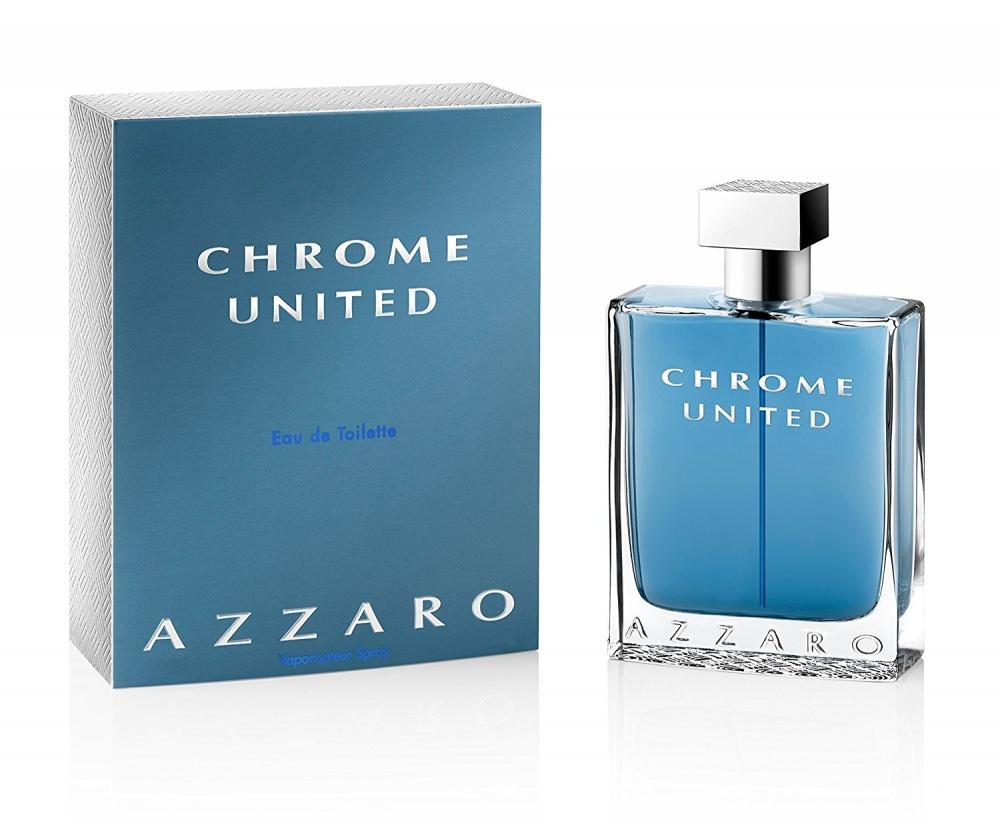 Т/в AZZARO Chrome United 30ml