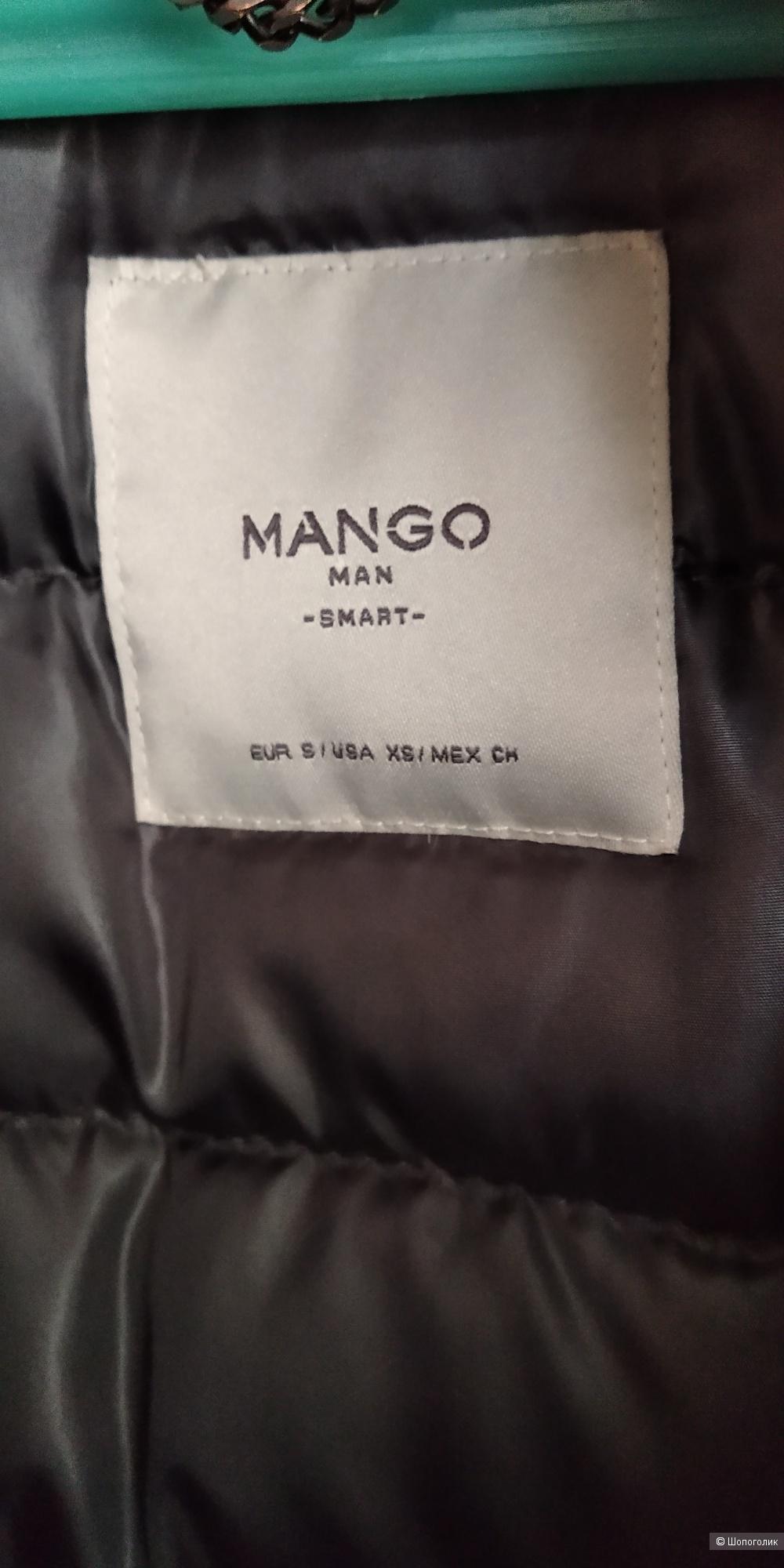 Пуховик Mango, S