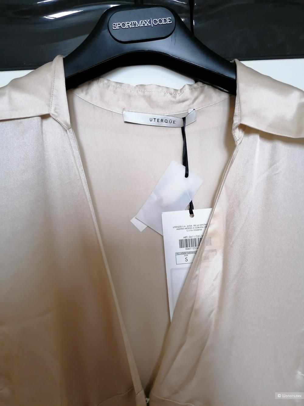 Блузка Uterque 42 рос разм