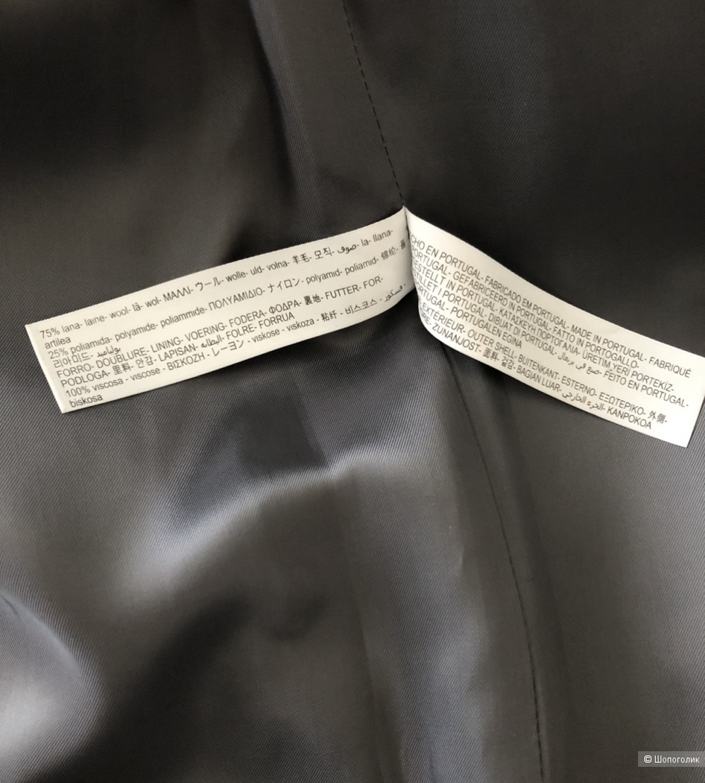 Пальто Massimo Dutti,(42)48 размер.
