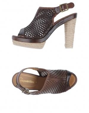Босоножки на каблуке ESPADRILLES размер 37