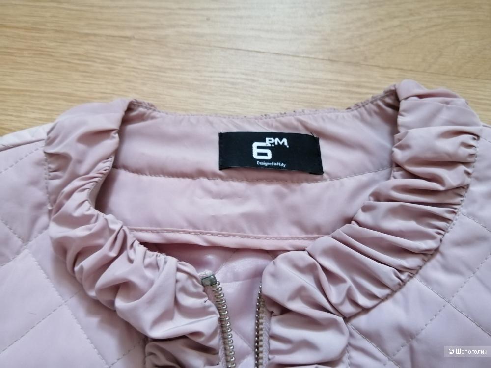 Куртка 6pm размер 40