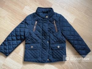 Куртка mango на девочку 3-4 года