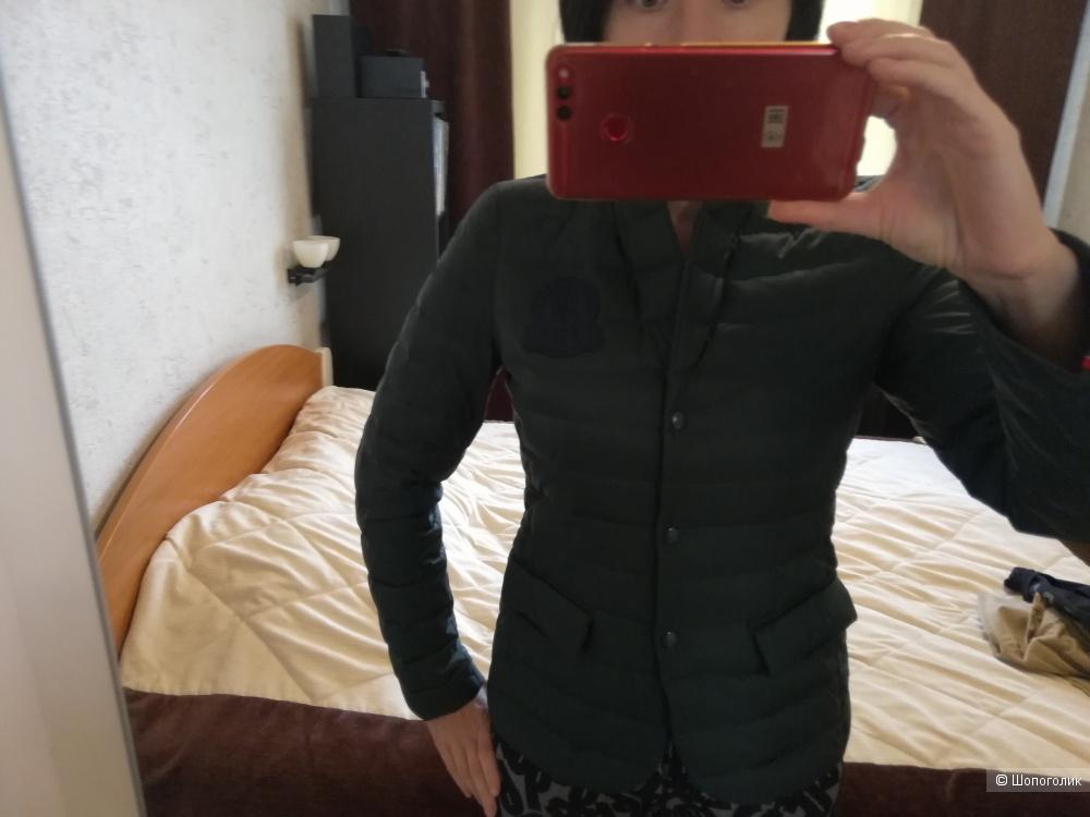 Пуховой пиджак Tommy hilfiger, 42-44р