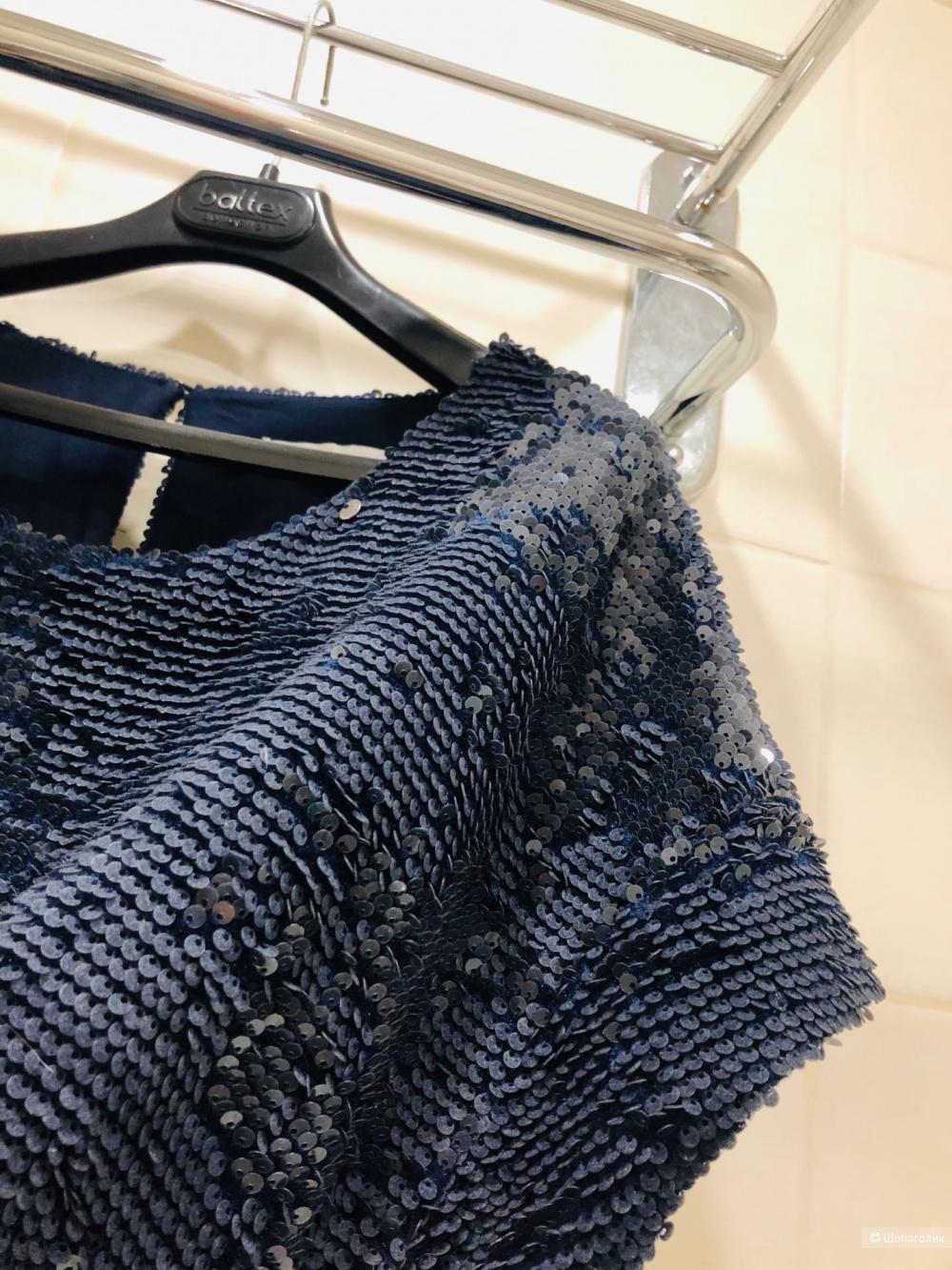 Блузка HAMPTON BAYS. Размер M-L.