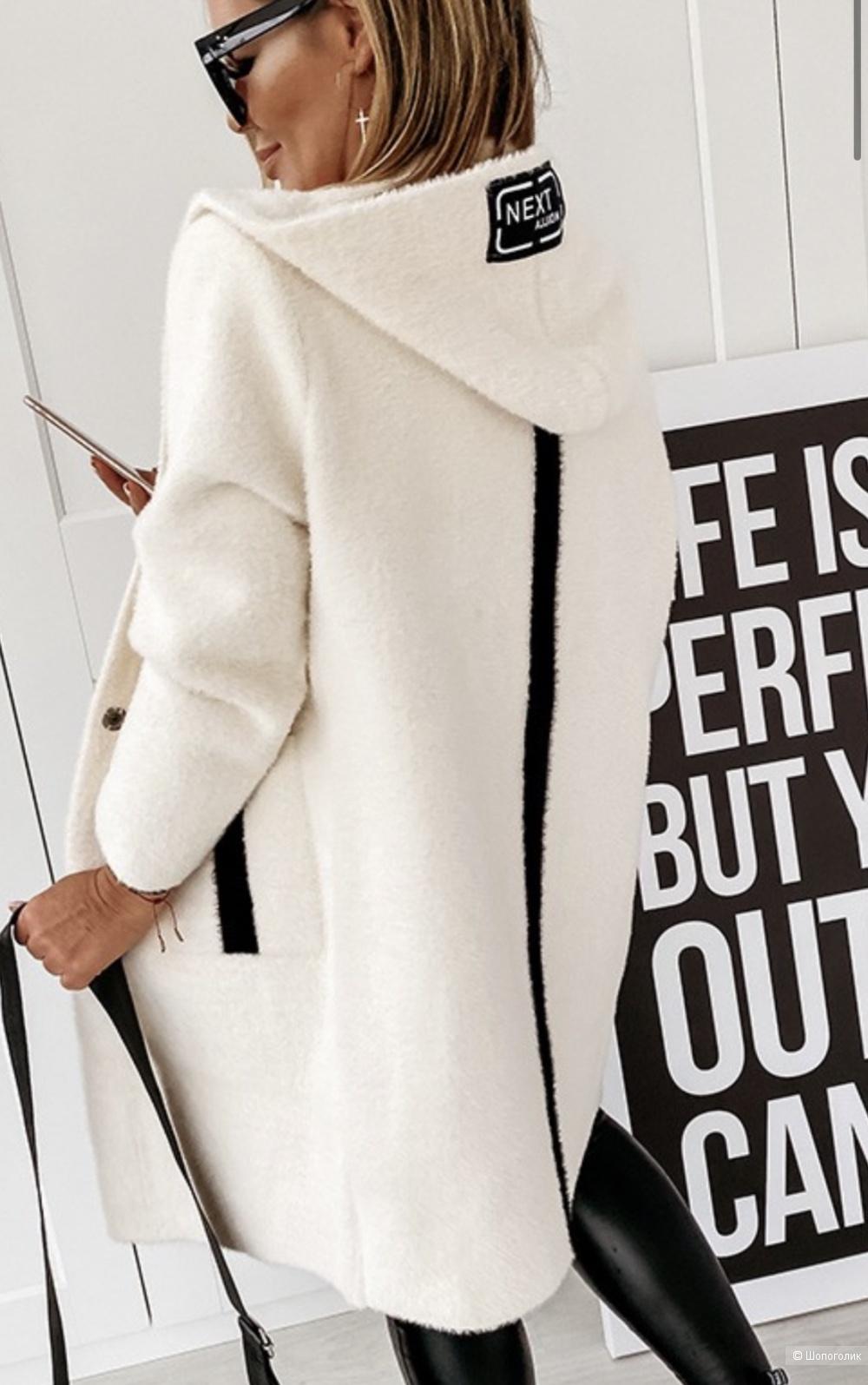 Пальто кардиган Alpaka NEXT, 44-50