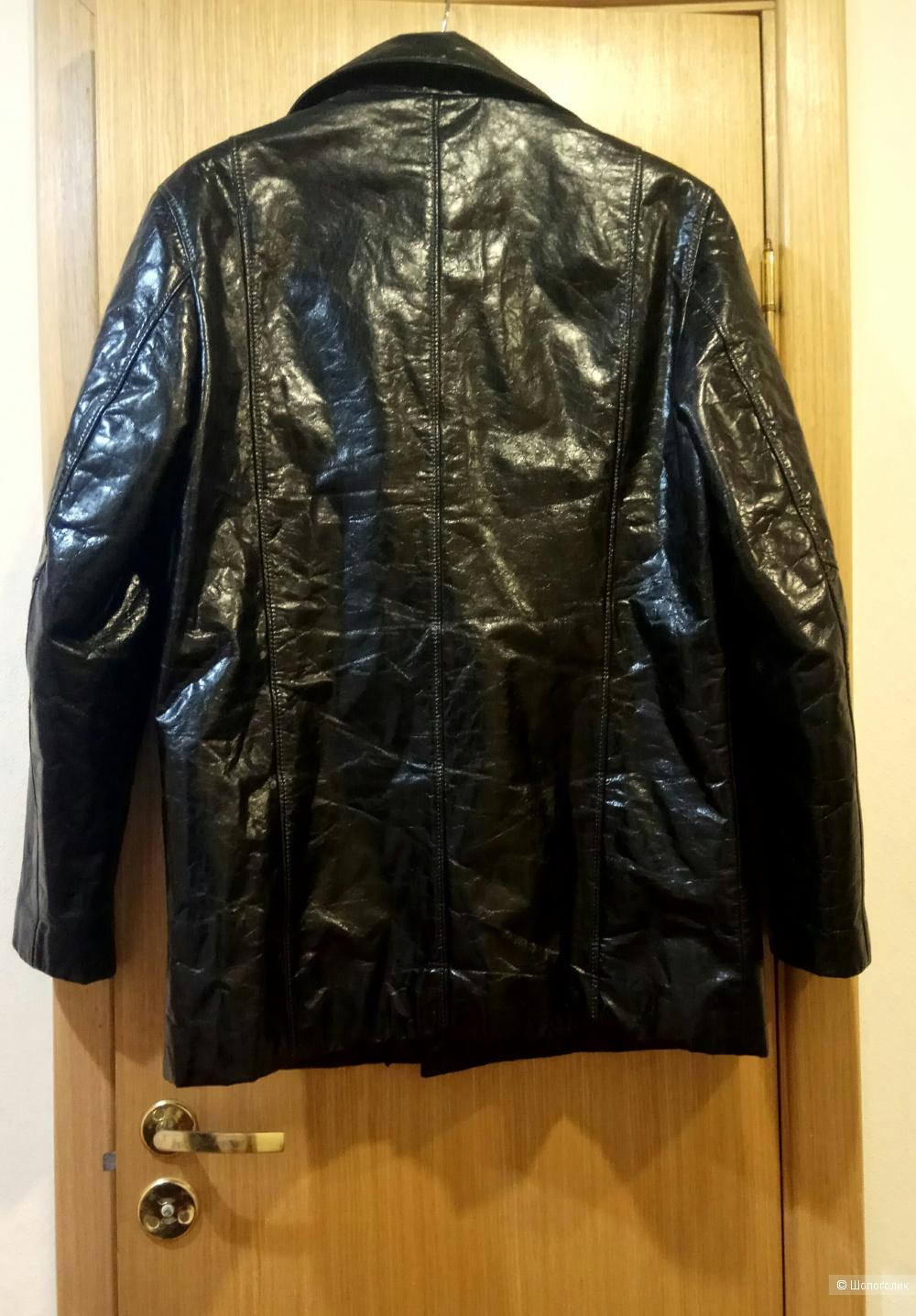 Куртка кожа TotoGroup 52/54 размер