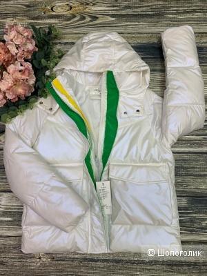 Куртка пуховик с карманами WET STYLE, 42-48