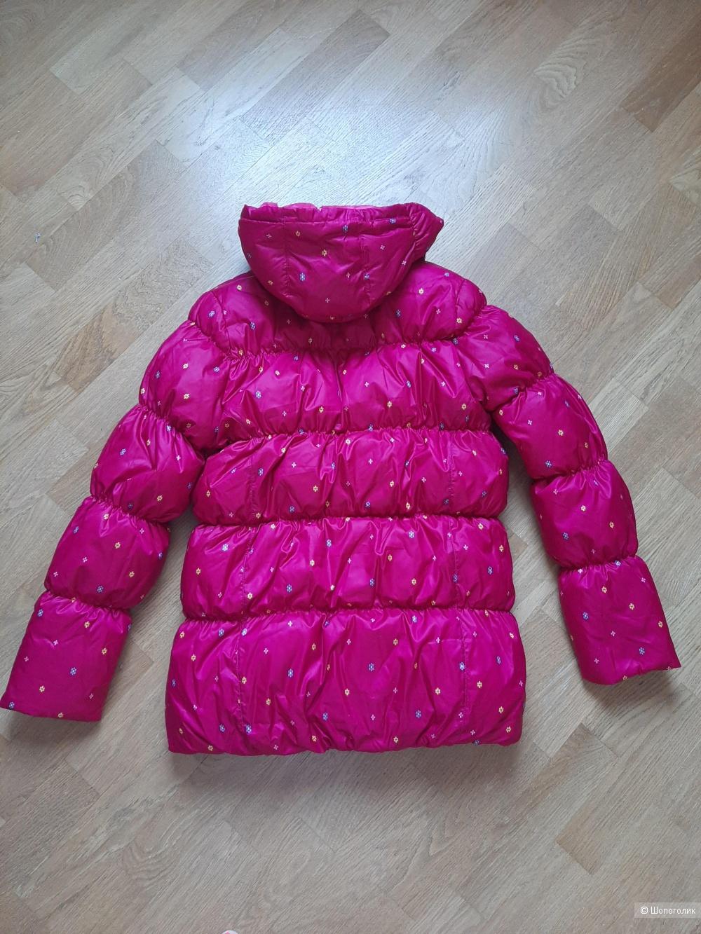 Деми куртка Adidas, р.164