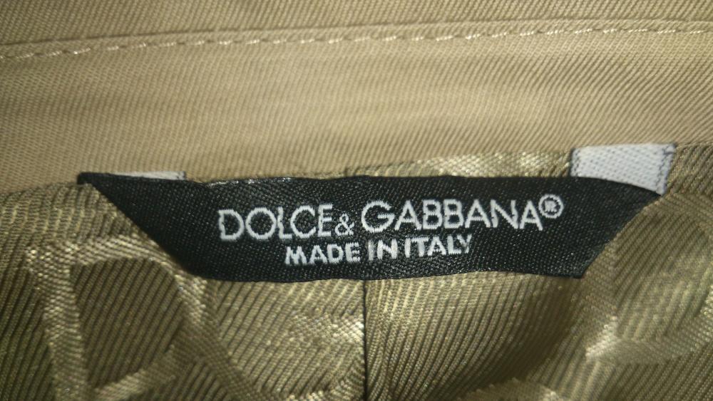 Пиджак - блейзер Dolce & Gabbana 50