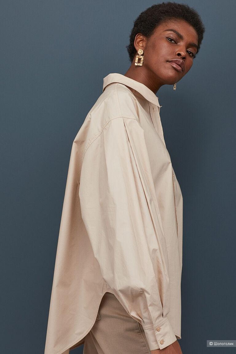 Рубашка H&M размер M