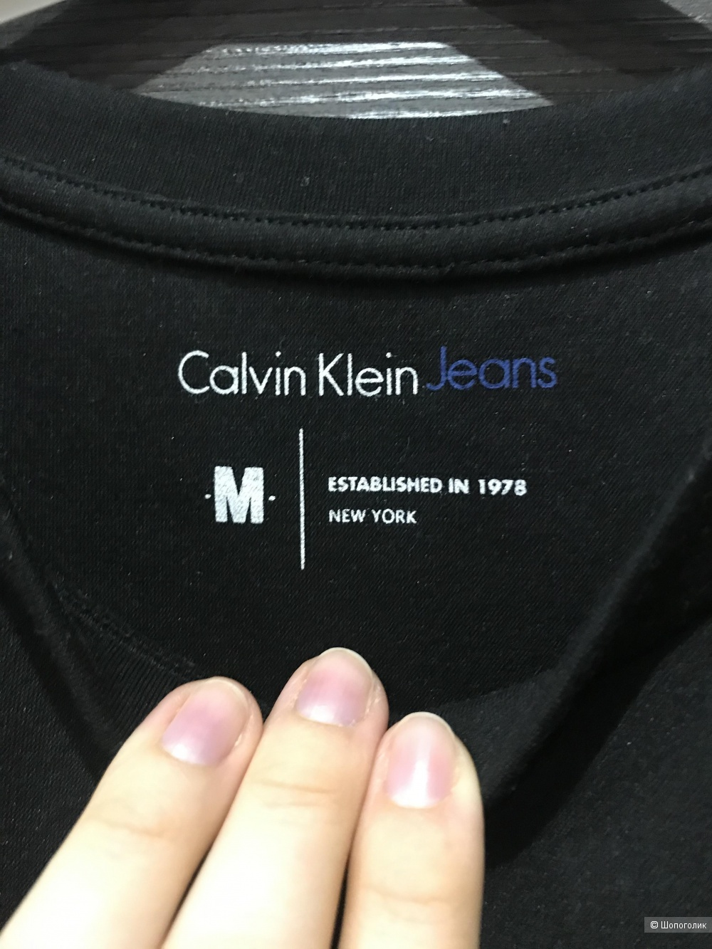 Футболка Calvin Klein размер M