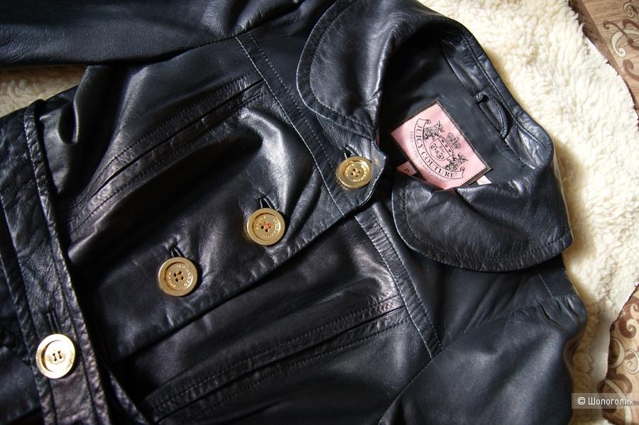 Жакет-куртка  Juicy Couture 42-44р