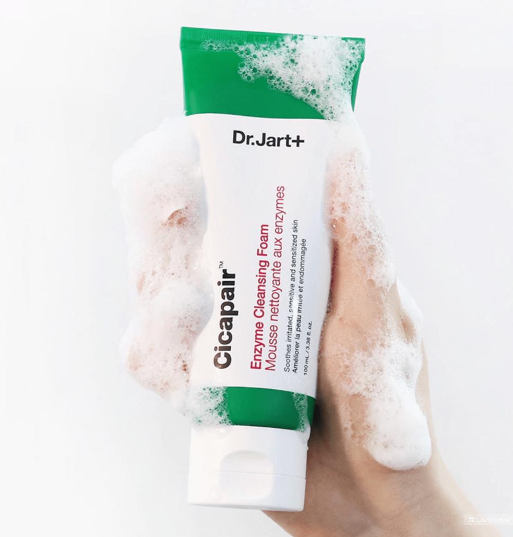 Энзимная пенка для проблемной и чувствительной кожи Dr.Jart+ Cicapair Enzyme Cleansing Foam