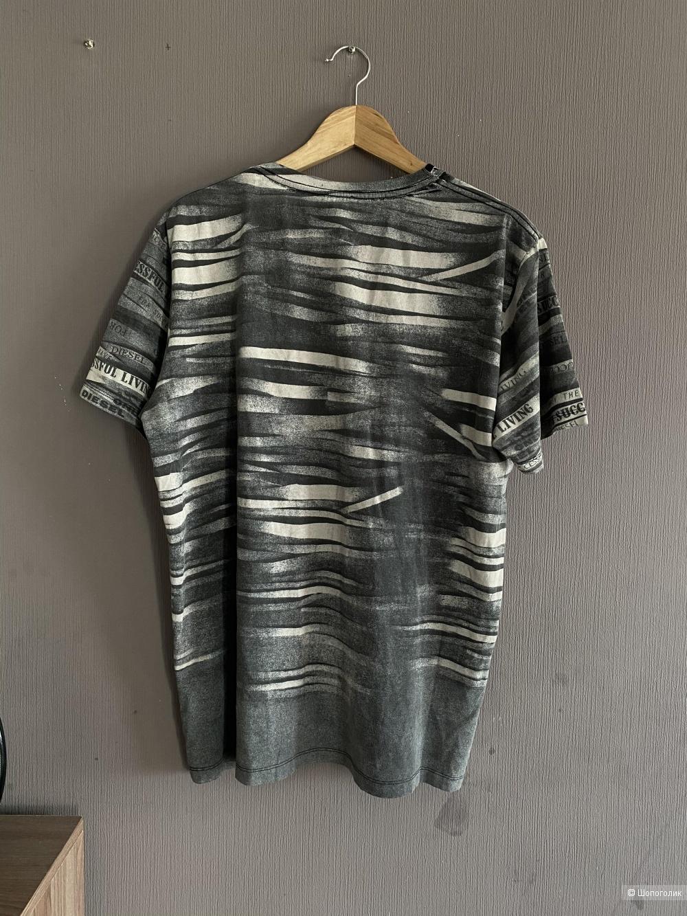 Мужская футболка Diesel, pp Xl/L