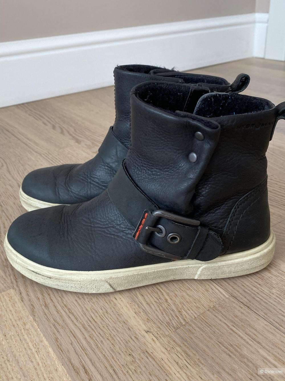 Зимние ботинки Ecco 31 размер