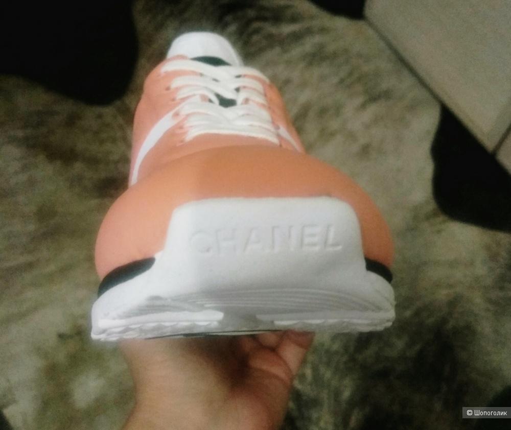 Кроссовки Chanel. 36,5-37 размер