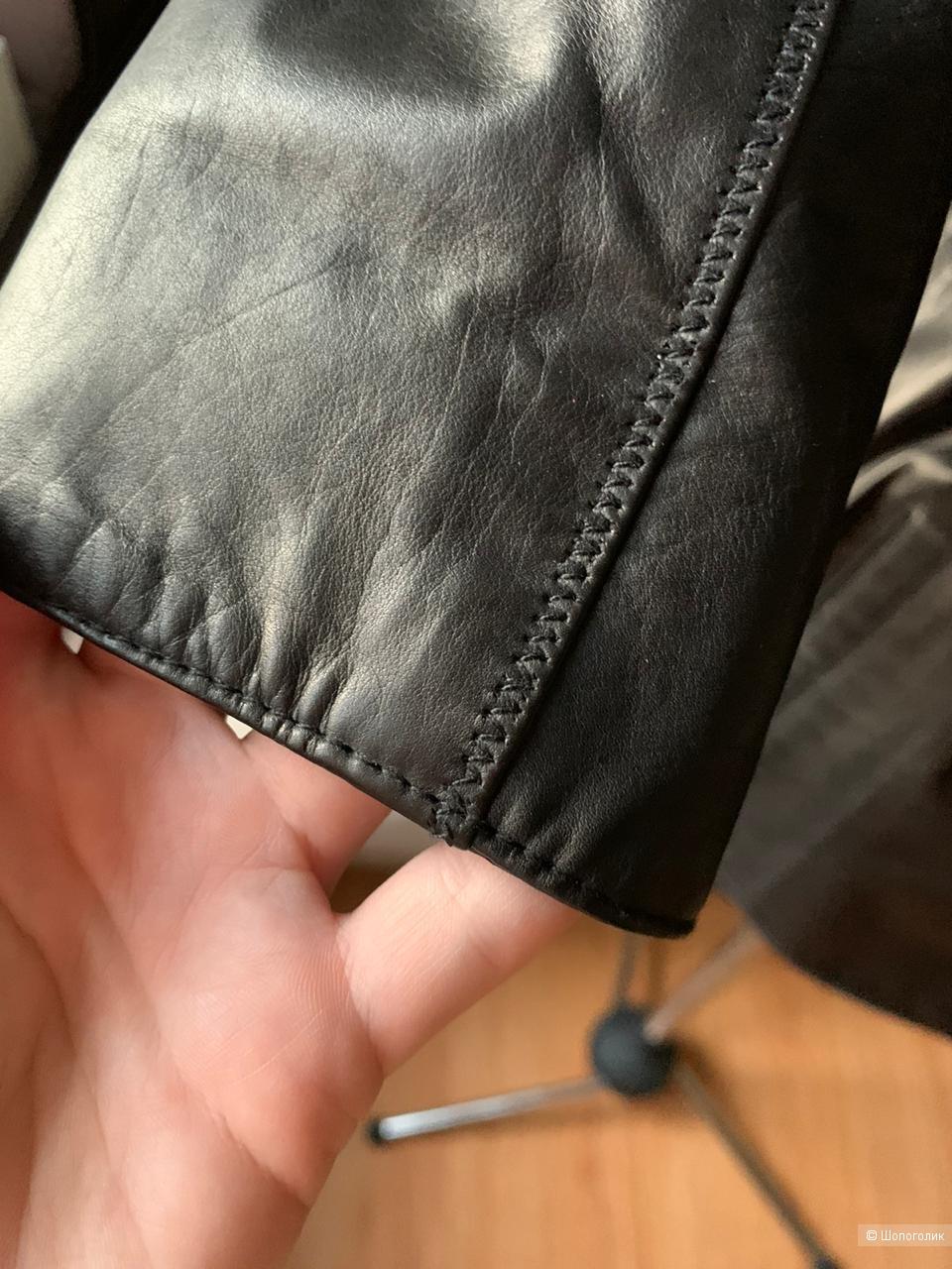 Куртка кожаная Orsa, 44 размер