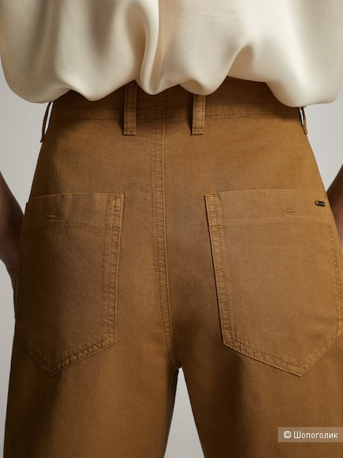 Брюки Massimo Dutti размер 40 на 46-48.