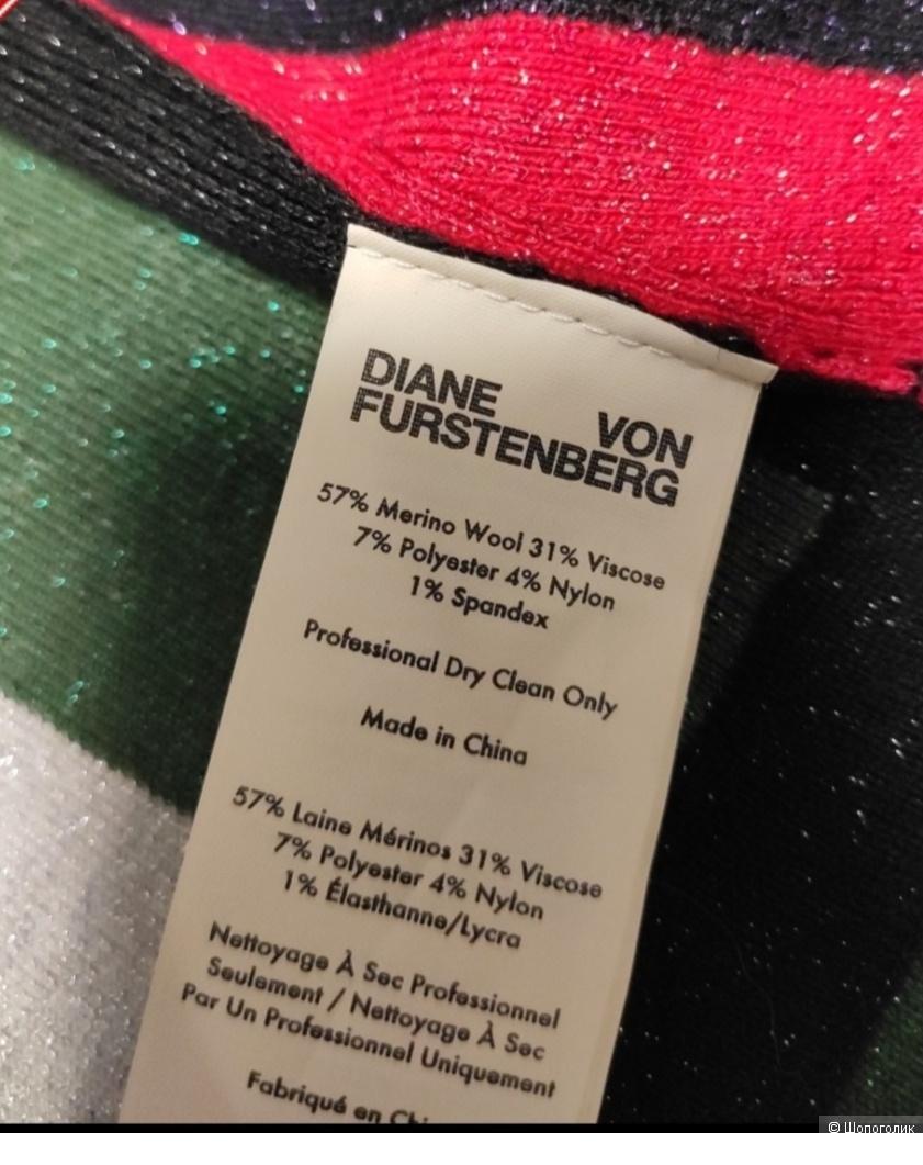 Платье DIANE VON FURSTENBERG, размер L (рос. 48-50)