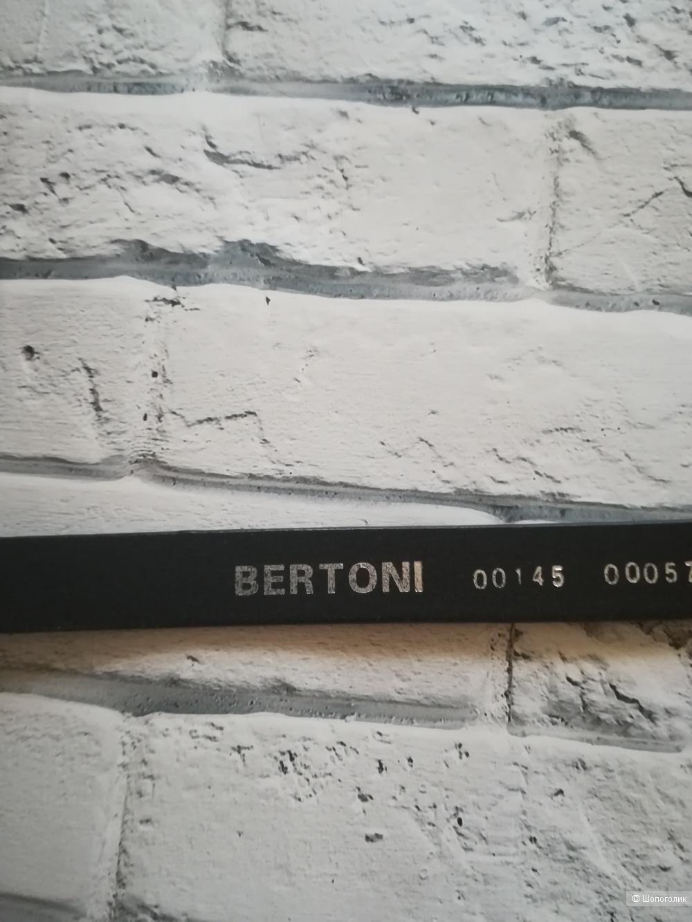 Ремень Bertoni,108x2 см
