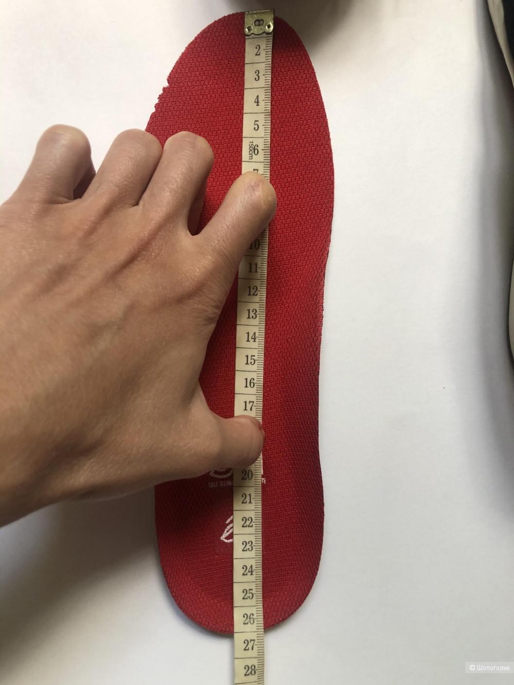 Кеды кроссовки Es размер 41.5, идут на 40