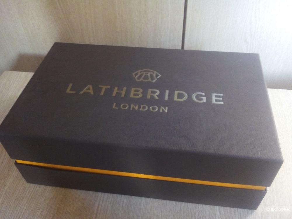 Ботинки LATHBRIDGE, р-р 40.