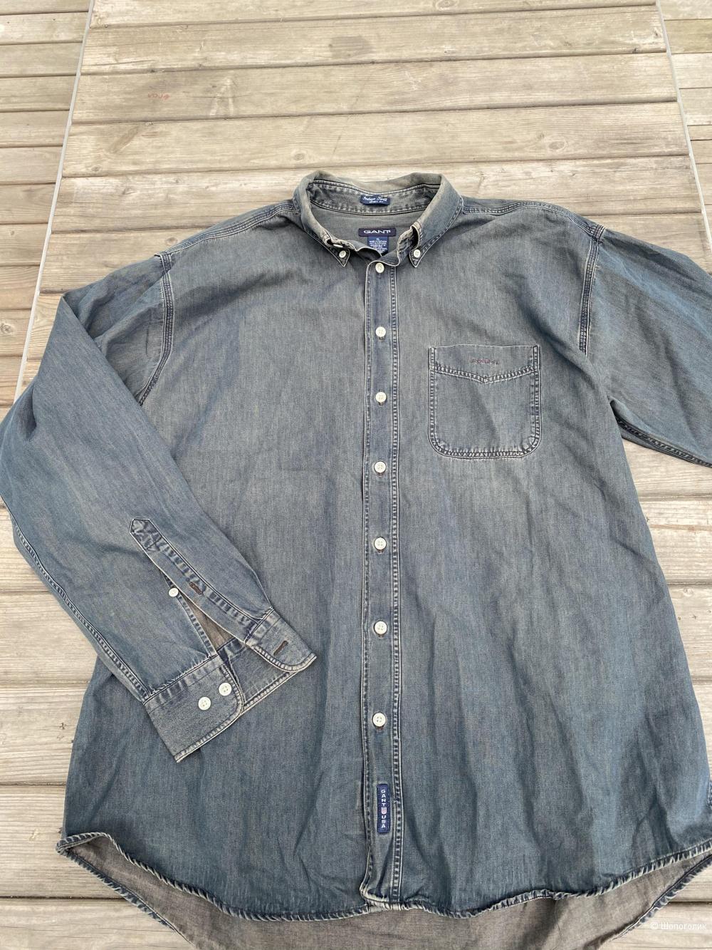 Мужская рубашка Gant, pp Xl