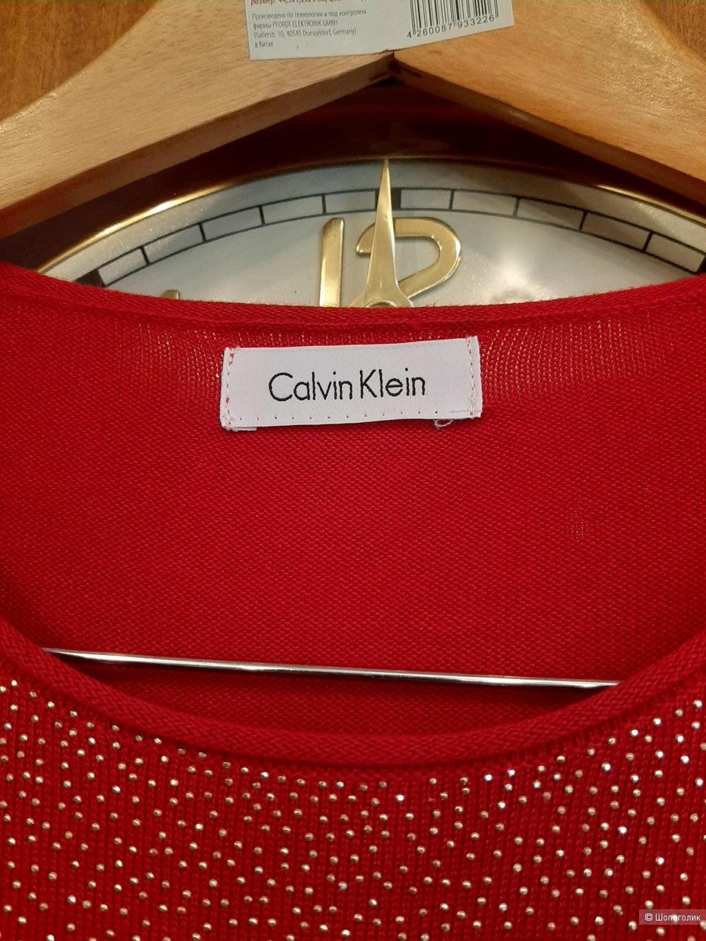 Джемпер Calvin  Klein р.46