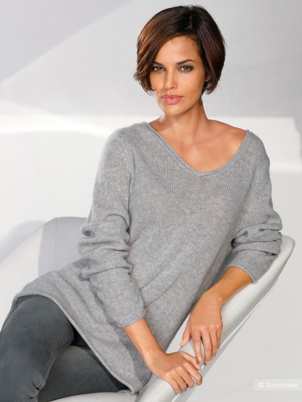 Новый кашемировый пуловер bexleys woman, размер xl