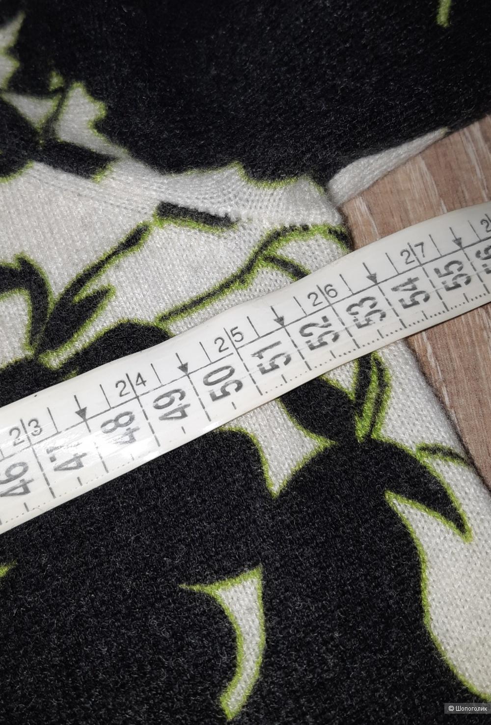 Кашемировый кардиган M&S, размер 46/48