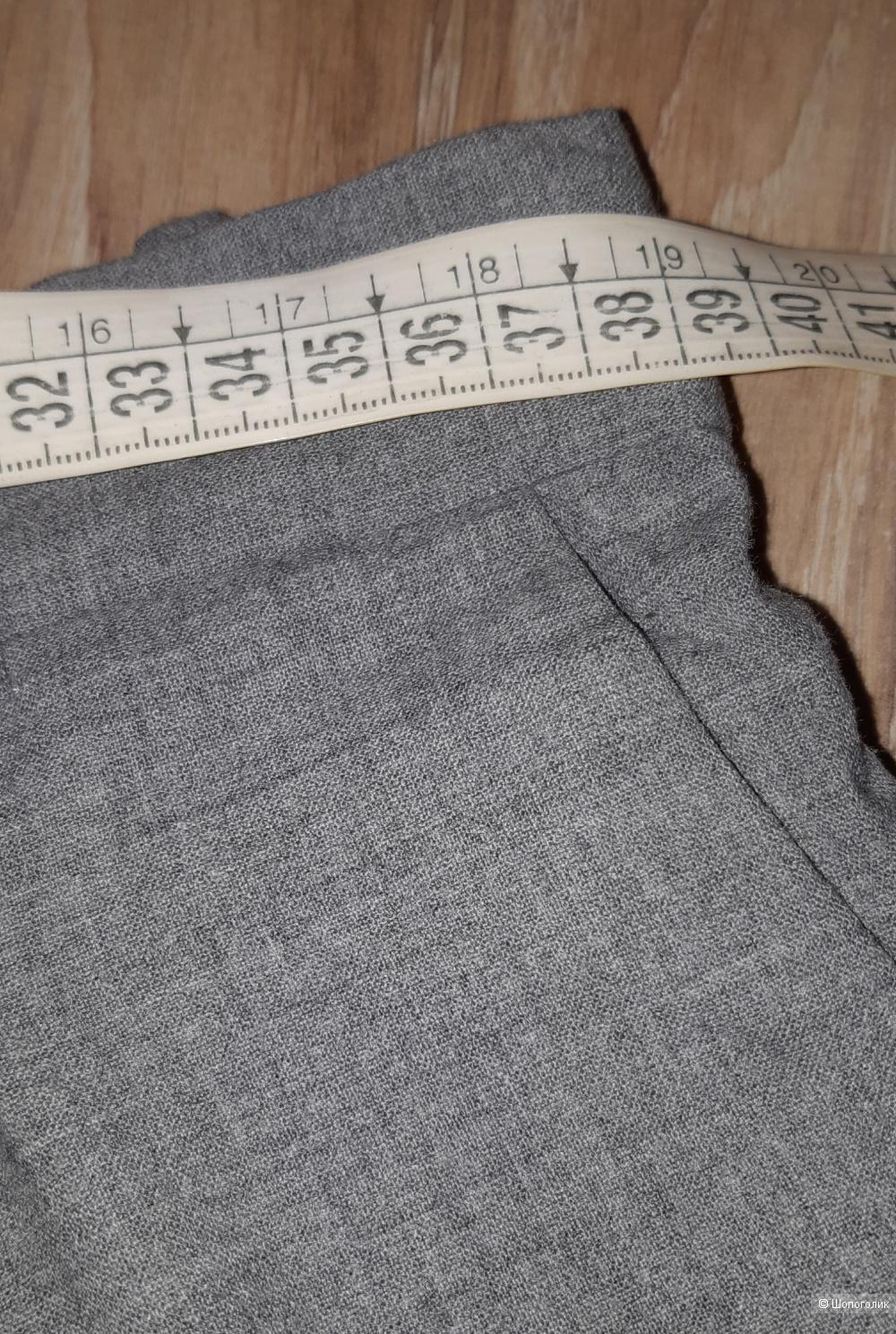 Новые шерстяные брюки cos, размер m