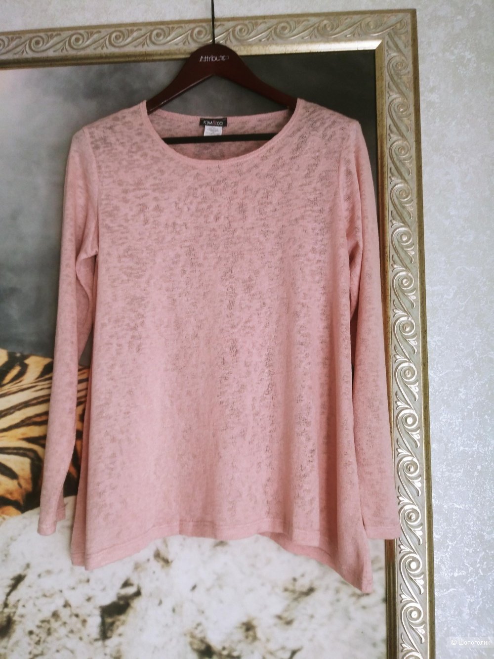 Блузка Kim&Co, размер L