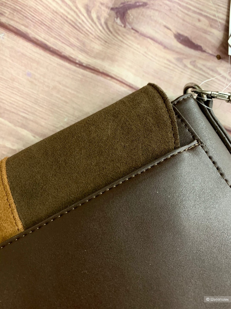 Кожаная сумка от Giani Bernini