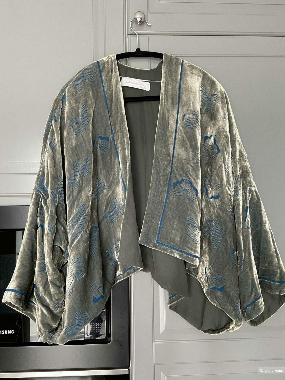 ZARA кимоно-накидка, размер М