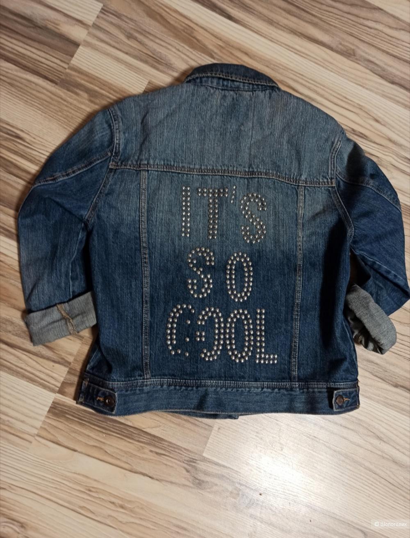 Джинсовая куртка Forever 21, размер М-L