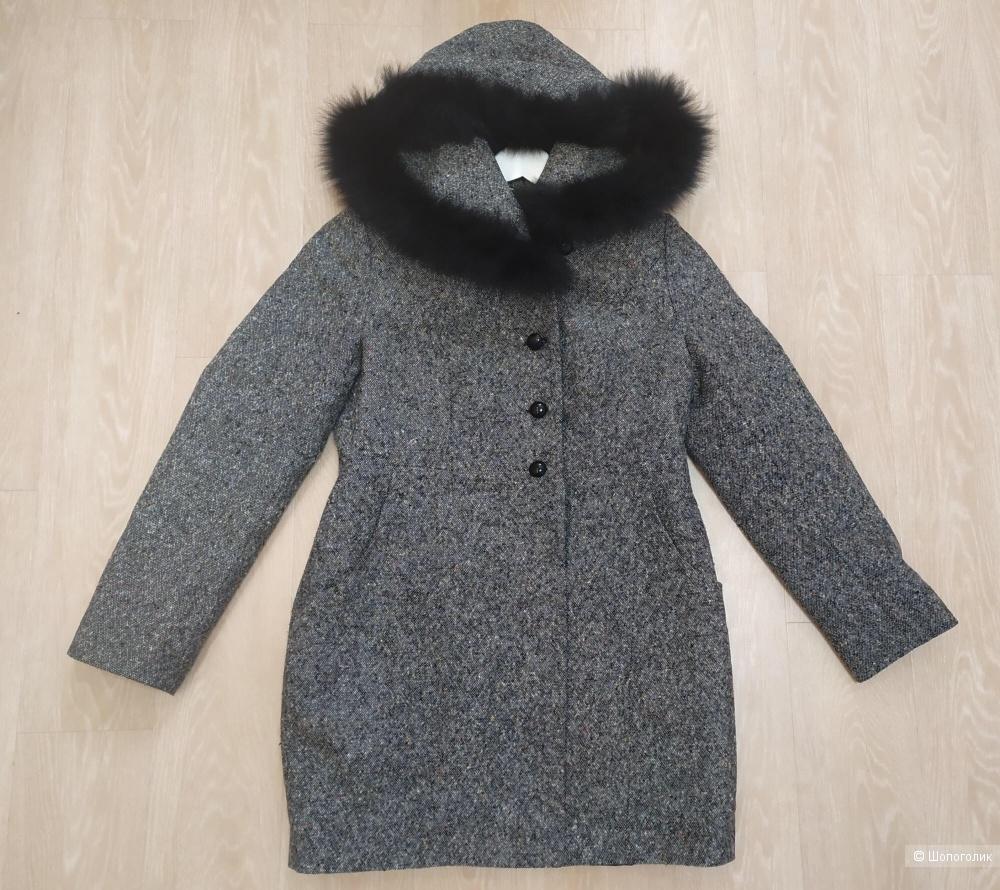 Пальто демисезонное, 44-46