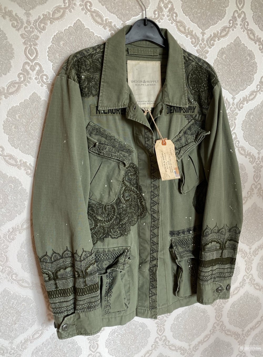 Куртка Ralph Lauren размер 46-48