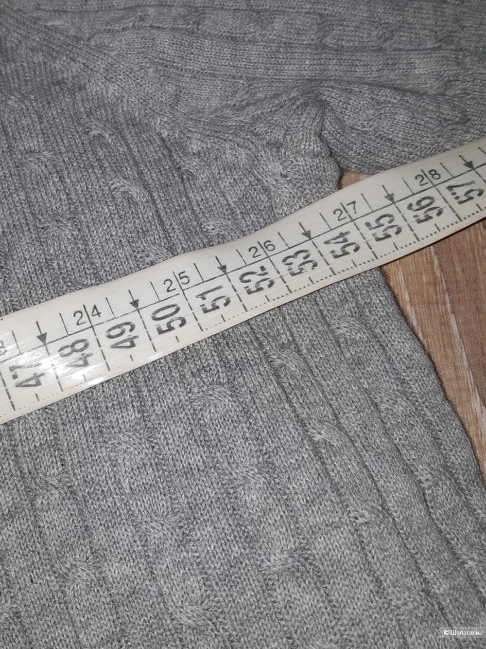 Новый пуловер massimo dutti, размер l/xl